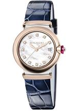 Bvlgari Lvcea 102638 MOP Dial Watch for Women35-102638