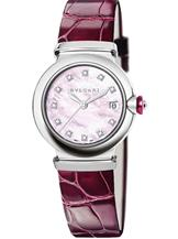 Bvlgari Lvcea 102609 MOP Dial Watch for Women-102609