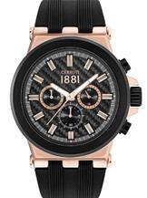 Cerruti CRA174SRB61BK Watch For Men-CRA174SRB61BK