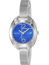 Fastrack NK6125SM01 Women's Watch-NK6125SM01