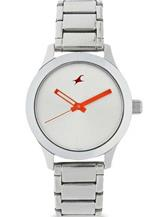 Fastrack NK6078SM02 Women's Watch-NK6078SM02