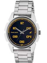 Fastrack NK3124SM02 Men's Watch-NK3124SM02