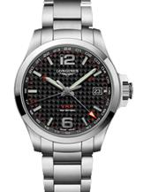 Longines Conquest L37184666 Men's Watch-L37184666