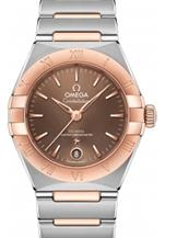Omega Constellation Manhattan Co‑Axial Master Chronometer Watch-O13120292013001