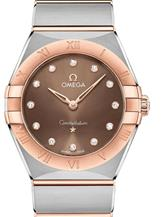 Omega Constellation Women's Diamonds Watch-O13120286063001