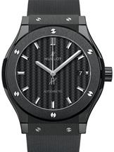 Hublot Classic Fusion Automatic Black Dial Men's Watch-511.CM.1771.RX