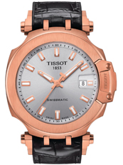 Tissot T-Sport SwissMatic Stainless Steel Automatic Men's Watch-T1154073703100