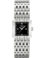 Tissot T Lady Six-T Women's Quartz Stainless Steel Watch-TO2118151