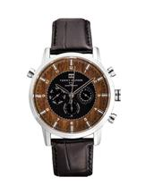 Tommy Hilfiger Black Dial Chronograph Watch-TH1790873/D
