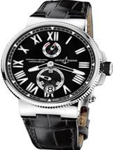 Ulysse Nardin Marine Chronometer Mens Wristwatch-1183-122/42