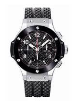 Hublot Big Bang Steel Ceramic Men's Watch-301SB131RX