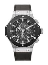 Hublot Big Bang Aero Chronograph Steel Mens Watch-311SM1170GR