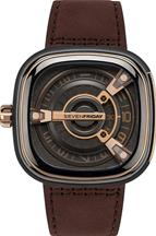 SevenFriday M-Series 47MM Stainless Steel Watch-SF-M2-02