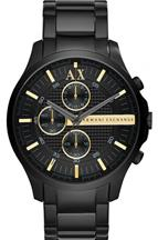 ARMANI EXCHANGE Chronograph Black Dial Men's Watch-AX2164