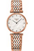 Longines Stainless Steel Womens Watch-L45121977