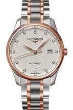 Longines Master Collection Mens Round Shape Watch-L28935777