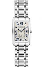 Longines Dolce Vita Silver Dial Stainless Steel Ladies Watch-L52554716