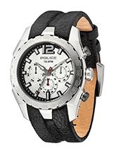 Police Analogue White Dial Men's Watch-PL13593JS04J