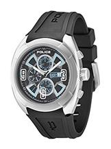 Police Analog Black Dial Men's Watch-PL13594JS02J