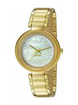 Esprit Three Hands Analog White Dial Women's Watch-ES106012002