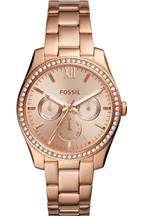 Fossil Scarlette Rose gold Watch-ES4315I