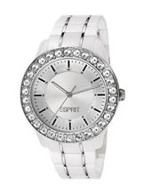 Esprit Three Hands Analog White Dial Women  Watch -ES106252001