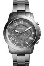 Fossil Grant Watch with Grey Dial for Men-FS5256I