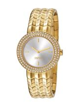Esprit Twos Hands Analog White Dial Women's Watch -ES106092003