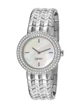 Esprits Two Hands Analog White Dial WomenWatch's - ES106092002