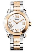 Chopard Happy Sport Ladies Watch- 278488-9001