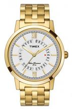 Timex TW000T125 Silver Dial Men's Watch-TW000T125