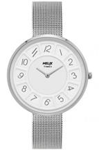 Timex TW031HL03 White Dial Women Watches-TW031HL03