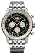 Breitling Navitimer GMT Men's Watch-AB044121/BD24/453A