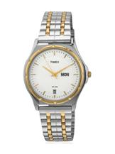 Timex Classic Analog Silver Dial Men's Watch -BW04