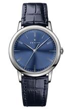 Zenith Elite Automatic Blue Dial Men's Watch-03.2290.679/51.C700