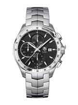 TAG Heuer Men's Link Stainless Steel Watch-CAT2010.BA0952