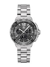 TAG Heuer Men's Formula 1 Gray Dial Stainless Steel Watch-CAU1115.BA0858