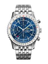 Breitling Navitimer World Mens Watch-A2432212/C651/443A
