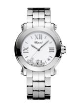 Chopard Happy Sport Medium Precious Stone Watch-278477-3001