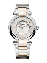 Chopard Imperiale Steel & Gold Watch- 388532-6002