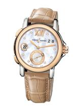 ulysse nardin mother of pearl watch-246-00-5/42