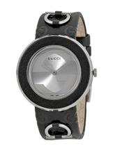 Gucci U-play Silver Dial Ladies Watch-YA129409
