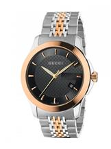 Gucci Timeless Red Gold PVD Men's Watch-YA126410