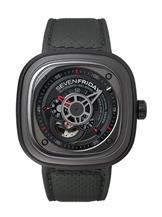 Sevenfriday P-Series Black Dail Watch-SF-P3/01