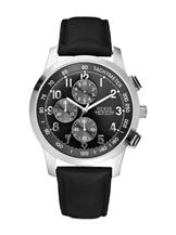 Guess Gents Leather Watch -W13530G1