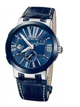 Ulysse Nardin Dual time Executive-243-00/43