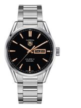TAG Heuer Carrera Calibre 5 Automatic  Men's Watch-WAR201C.BA0723