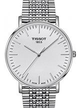 Tissot Every time Large Men's Watch White Dial-T1096101103100