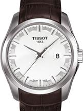 Tissot Couturier Silver Dial Men's Watch-T0354101603100