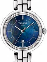 TISSOT Flamingo Ladies  Watch-T0942101112100